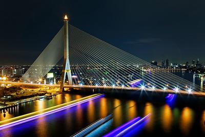 Rama VIII (8) Bridge Trails, Bangkok