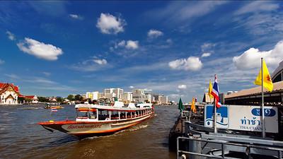Chao Phraya Express, Tha Chang, Bangkok