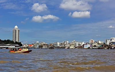 Swollen River, Bangkok