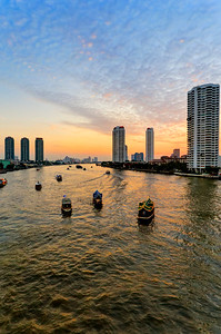Bangkok River Golden Sunset & Hotel Shuttle Boat(s) (2)