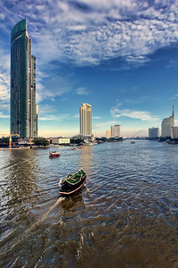 River of Kings, Bangkok
