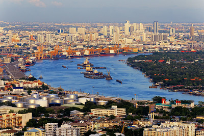 The Port of Bangkok