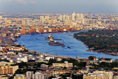 The Port of Bangkok