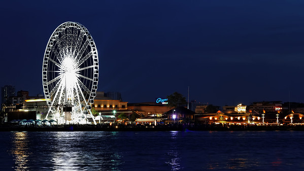 Big Wheel at Asiatique, Bangkok Riverside (2)