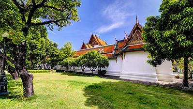 Wat Suthat Thep Wararam (Temple), Bangkok (4)