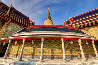 Royal Temple,  Wat Rachabophit,  Bangkok (2)