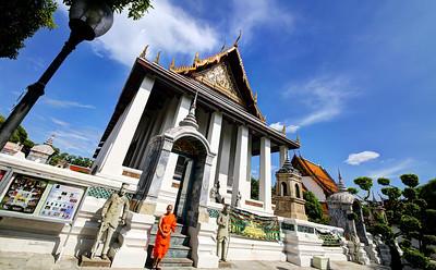 Wat Suthat Thep Wararam (Temple), Bangkok (5)