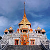 Wat Trimit, Big Buddha Temple, Bangok #1