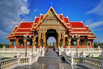 Thai Temple Style Sala