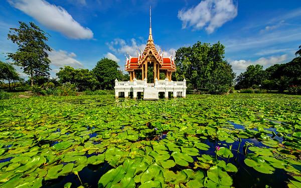 Lotus Pond Royal Pavilion