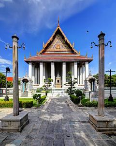Wat Suthat Thep Wararam (Temple), Bangkok (1)