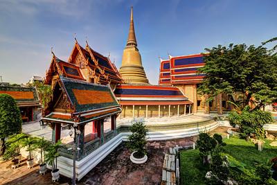 Royal Temple,  Wat Rachabophit,  Bangkok (3)