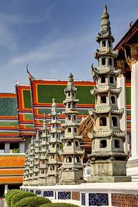 Wat Suthat Thep Wararam (Temple), Bangkok (6)