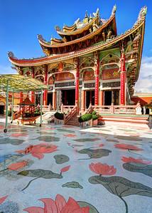Wat Pho Man Khunaram Chinese Temple, Bangkok (2)