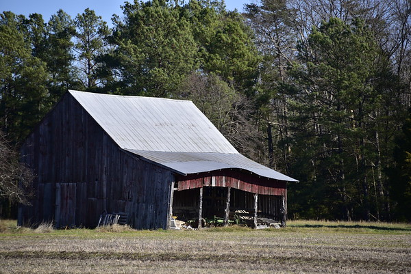Tin Roof Barn