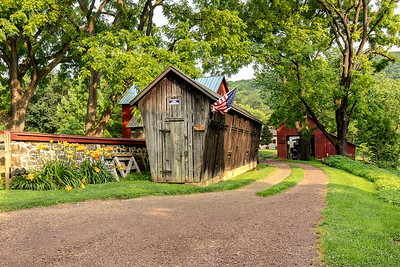 The Patriot Barn