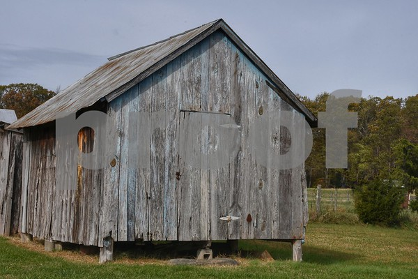 Barn On Blocks