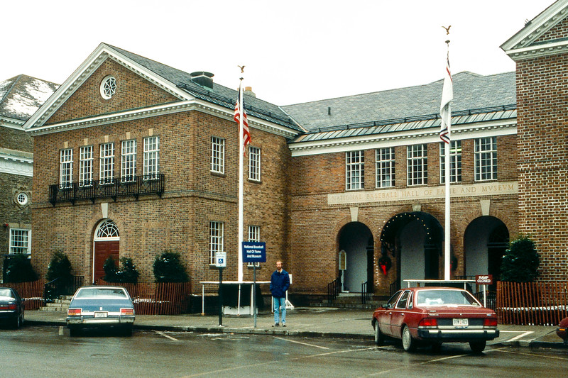 Cooperstown - Baseball Hall of Fame - 1991