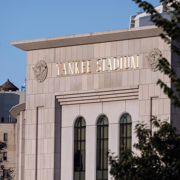 Yankee Stadium - Septermber 24, 2015