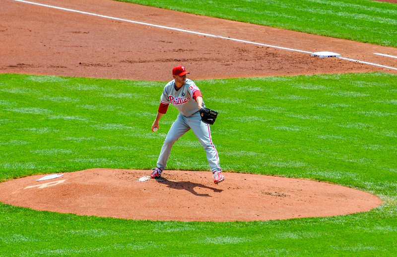 Halladay Pitching