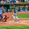 Andrew McCutchen at Bat