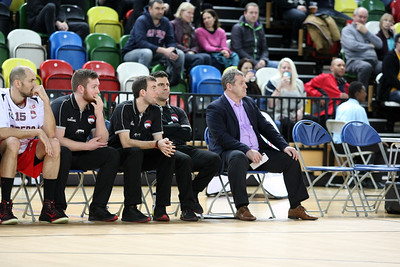 Leicester Riders @ London Lions BBL Jan 4th 2015