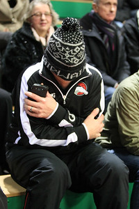 Manchester Giants v Leicester Riders BBL Jan 25th 2015 Manchester Soccerdome © Paul Davies Photography 2015  NO UNAUTHORISED USE