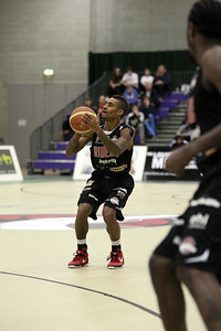 Leicester Riders v Durham Wildcats BBL Feb 21st 2015 Sir David Wallace Centre, Loughborough © Paul Davies Photography 2015  NO UNAUTHORISED USE
