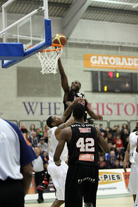 Leicester Riders v London Lions BBL Trophy SF1 March 1st Sir David Wallace Centre, Loughborough © Paul Davies Photography 2015