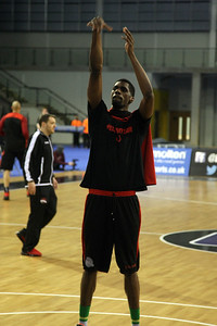 BBL Trophy Final - Leicester Riders v Newcastle Eagles