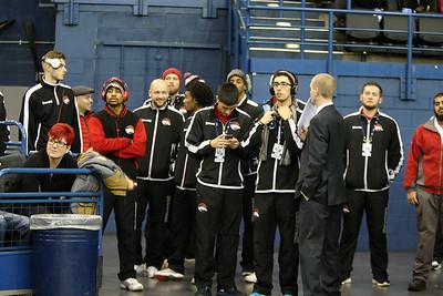 Bristol Flyers v Worcester Wolves BBL Trophy WISE Arena, Bristol Jan 9th 2016