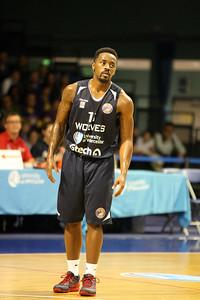 Worcester Wolves v London Lions BBL Cup QF Worcester Arena, Worcester