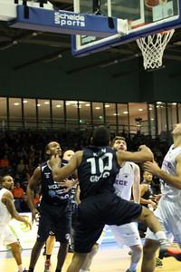 Worcester Wolves v Leeds Force Worcester Arena, Worcester