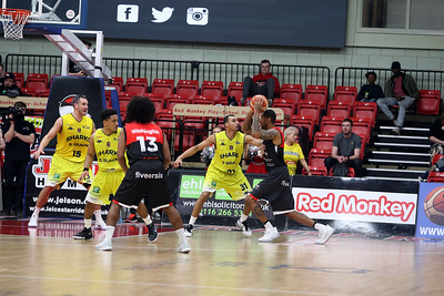 Leicester v Sheffield BBL April 7th 2017 ©Paul Davies Photography NO UNAUTHORIZED USE