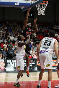Leicester Riders v London Lions BBL SF2 May 07 17 ©Paul Davies Photography NO UNAUTHORIZED USE