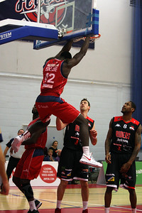 BBL 2016/17  Bristol Flyers v Leicester Riders WISE arena, Bristol Nov 5th