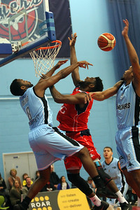 Bristol Flyers v Surrey Scorchers BBL March 25th 2017 ©Paul Davies Photography NO UNAUTHORIZED USE