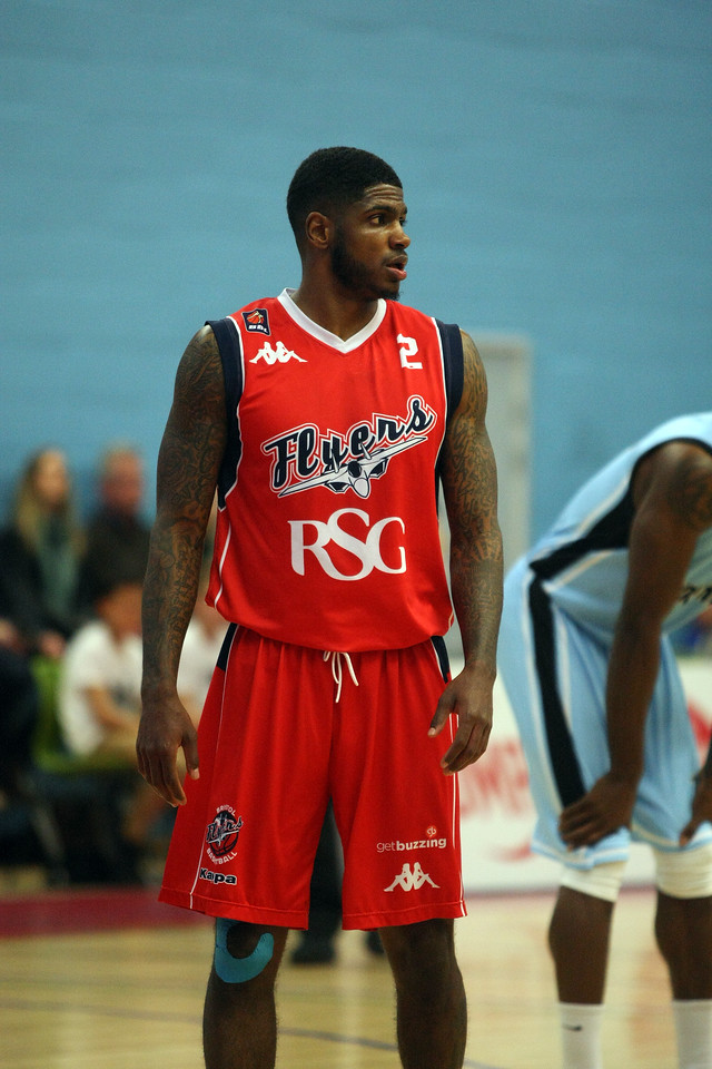 Bristol Flyers v Surrey Scorchers BBL March 25th 2017<br /> ©Paul Davies Photography<br /> NO UNAUTHORIZED USE