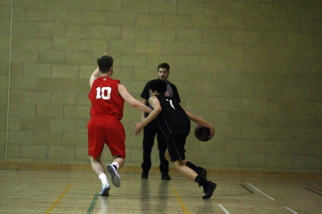 Charnwood v Myercroft<br /> EBL U18 Feb 4th 2017<br /> ©Paul Davies Photography<br /> NO UNAUTHORIZED USE