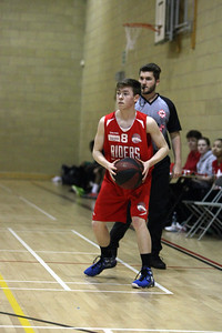 Charnwood v Myercroft EBL U18 Feb 4th 2017 ©Paul Davies Photography NO UNAUTHORIZED USE