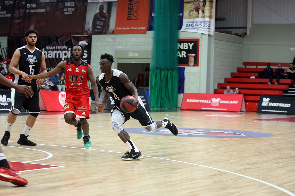 EABL Final March 29th 207<br /> Charnwood College v Barking Abbey<br /> ©Paul Davies Photography<br /> NO UNAUTHORIZED USE