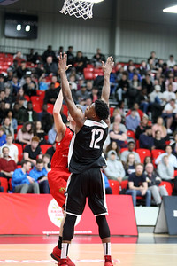 EABL Final March 29th 207 Charnwood College v Barking Abbey ©Paul Davies Photography NO UNAUTHORIZED USE