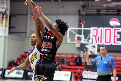 Leicester Riders v London Lions BBL Cup Nov 12th ©Paul Davies Photography