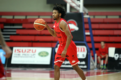 BBL 2016/17  Leicester Riders v Worcester Wolves LCSA Sept 25th 2016