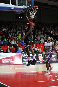 Leicester Riders v Leeds Force December 31st Leicester Arena ©Paul Davies Photography