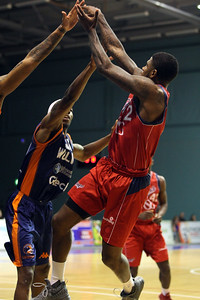 Worcester Wolves v Bristol Flyers December 16th Worceter Arena ©Paul Davies Photography