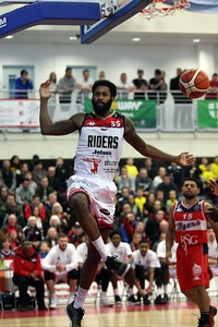 BBL Bristol v Leicester Dec 1st ©Paul Davies Photography NO UNAUTHORIZED USE