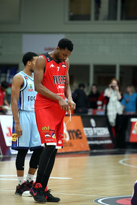 BBL Leicester v Glasgow Dec 20th ©Paul Davies Photography NO UNAUTHORIZED USE