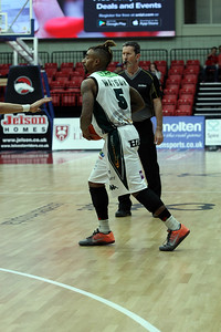BBL Leicester v Plymouth 3rd Nov 2017 ©Paul Davies Photography NO UNAUTHORIZED USE