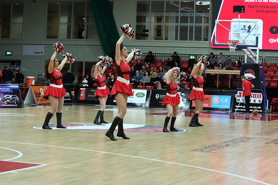 BBL Leicester v Worcester Jsn 6th 2018 ©Paul Davies Photography NO UNAUTHORIZED USE
